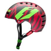 Jitsie - Casque Armor Kroko rouge taille M