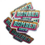 BOMBER SHOW-Sticker Colorz